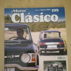 Coches: MOTOR CLASICO. Lote 154922366