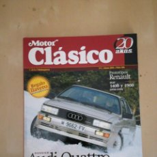Coches: MOTOR CLASICO. Lote 154924390