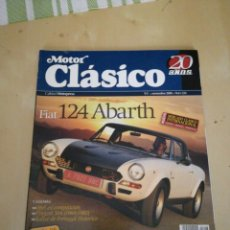 Coches: MOTOR CLASICO. Lote 154925058