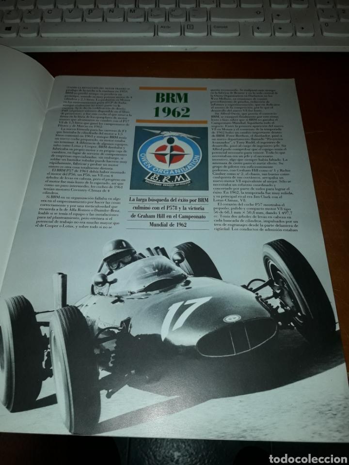 Coches: Enciclopedia del auto 24. BMR 1962 / Talbot lago. edición de 1987 - Foto 2 - 155309578