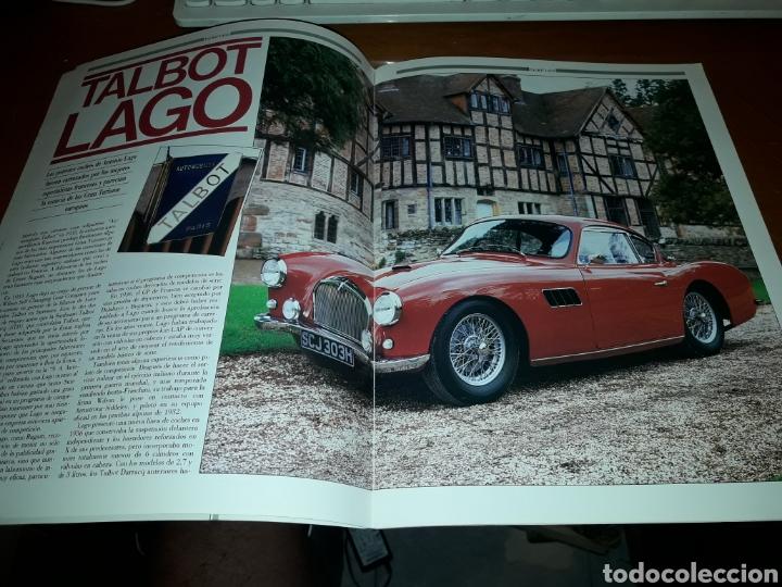 Coches: Enciclopedia del auto 24. BMR 1962 / Talbot lago. edición de 1987 - Foto 3 - 155309578