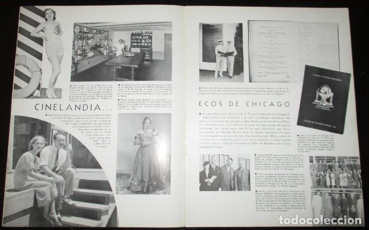 Coches: REVISTA ORIGINAL DODGE OVERSEAS GRAPHIC - EDICIÓN ESPAÑOLA DE FEBRERO DE 1935. - Foto 4 - 155310194