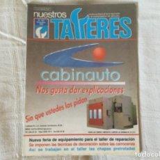 Coches: REVISTA NUESTROS TALLERES. Nº 127 DICIEMBRE 1990. Lote 156537298