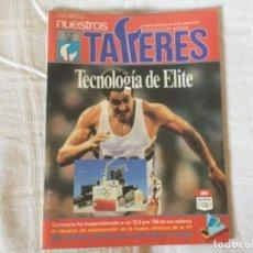 Coches: REVISTA NUESTROS TALLERES. Nº 96 JUNIO 1988. Lote 156537922
