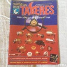 Coches: REVISTA NUESTROS TALLERES. Nº 102 NOVIEMBRE 1988. Lote 156539174