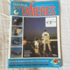 Coches: REVISTA NUESTROS TALLERES. Nº 101 OCTUBRE 1988. Lote 156539414