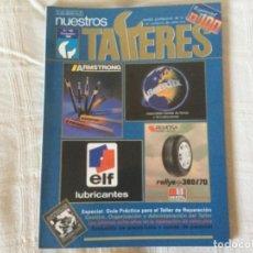 Coches: REVISTA NUESTROS TALLERES. ESPECIAL Nº 100 DICIEMBRE 1988 MAS DE 250 PAG.. Lote 156540266