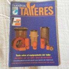 Coches: REVISTA NUESTROS TALLERES. Nº 39 ENERO 1984. Lote 156542018