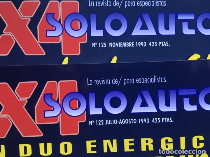 Coches: LOTE 9 REVISTAS AÑOS 90 SOLO AUTO 4X4 - BUEN ESTADO - NO SE DESHACE EL LOTE - Foto 2 - 158220538