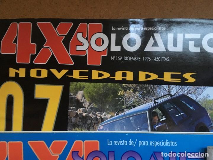 Coches: LOTE 9 REVISTAS AÑOS 90 SOLO AUTO 4X4 - BUEN ESTADO - NO SE DESHACE EL LOTE - Foto 4 - 158220538