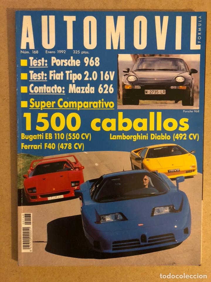 Automóvil N 168 Enero 1992 Bugatti Eb 110 V Verkauft Durch Direktverkauf 158742878