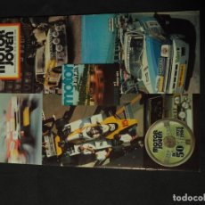 Coches: REVISTA MOTOR JOVEN Nº 50 SEPTIEMBRE DE 1984 (CON POSTER). Lote 159123370