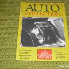 Coches: AUTO COLLECTION Nº 23 1986. Lote 159548014
