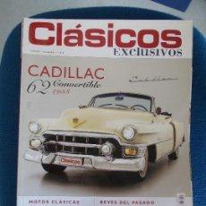 Coches: REVISTA CLASICOS EXCLUSIVOS 11 REVISTAS DEL 1 AL 11. Lote 159598370