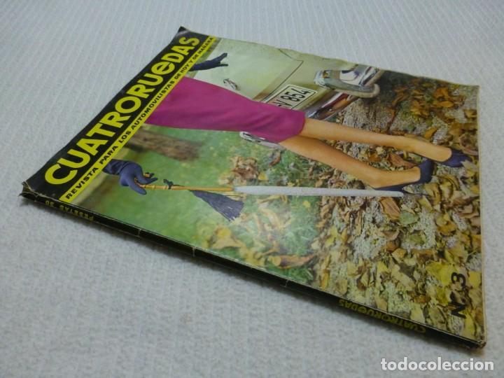 Coches: Revista Cuatroruedas. Nº 3. Año I. Marzo de 1964 - Foto 2 - 184841101