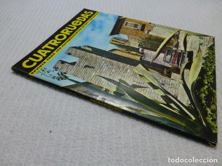 Coches: Revista Cuatroruedas. Nº 5. Año I. Mayo de 1964 - Foto 2 - 184841147
