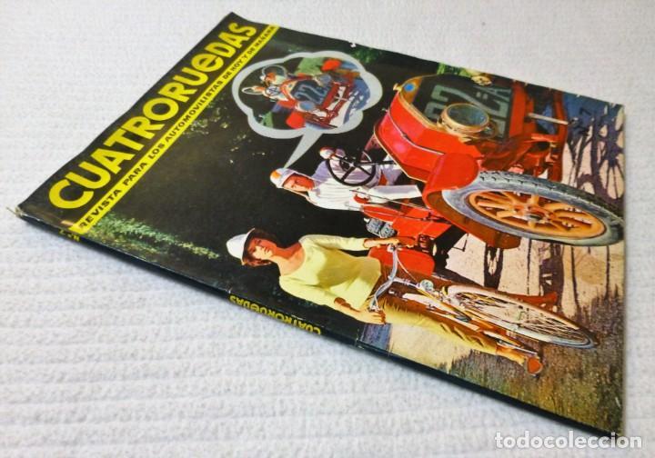 Coches: Revista Cuatroruedas. Nº 7. Año I. Julio de 1964 - Foto 2 - 160463982