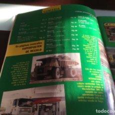 Coches: REVISTA CAMIÓN INTERNACIONAL NÚMERO CINCO. Lote 160620930