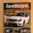 Coches: SUPERBUGA N°163 (2011). MERCEDES C63 AMG COUPÉ, BMW SERIE 1, INFINITI M35H,.... Lote 160896296