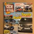 Coches: COCHE ACTUAL N°1252 (2012). TOTOTA AURIS, RANGE ROVER EVOQUE VS AUDI Q3, MAZDA 2, KIA RÍO,.... Lote 160896386