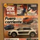Coches: COCHE ACTUAL N°1343 (2014). AUDI A3, BMW I8, CITROËN C4, FIAT PANDA CROSS, SEAT LEÓN,... Lote 160896474
