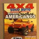 Coches: SOLO AUTO 4X4 N°172 (1998). SUZUKI GRAND VITARA, GALLOPER, LADA NIVA 1.7I,.... Lote 160896586