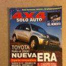 Coches: SOLO AUTO TREINTA 4X4 N°197 (2000). TOYOTA RAV-4, TROOPER, TERRANO, MONTERO, GALLOPER, MERCEDES ML. Lote 160896650