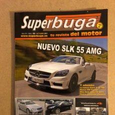 Coches: SUPERBUGA N°165 (2011). MERCEDES SLK 55 AMG,.... Lote 161022445