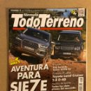 Coches: FÓRMULA TODOTERRENO 4X4 N°188 (2015). AUDI Q7 VS LAND ROVER DISCOVERY, TOYOTA LAND CRUISER,.... Lote 161184352