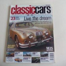 Coches: CLASSICCARS MAY 2003. MAGAZINE CLASSIC CARS. REVISTA DE COCHES CLASICOS. Lote 161186662