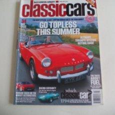 Coches: CLASSICCARS APRIL 2003. MAGAZINE CLASSIC CARS. REVISTA DE COCHES CLASICOS. Lote 161186686