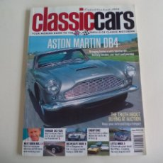 Coches: CLASSICCARS AUGUST 2003. MAGAZINE CLASSIC CARS. REVISTA DE COCHES CLASICOS EN INGLÉS. Lote 161186722