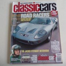 Coches: CLASSICCARS MARCH 2003. MAGAZINE CLASSIC CARS. REVISTA DE COCHES CLASICOS EN INGLÉS. Lote 161186766