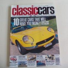 Coches: CLASSICCARS DEC. DECEMBER 2003. MAGAZINE CLASSIC CARS. REVISTA DE COCHES CLASICOS EN INGLÉS. Lote 161186778