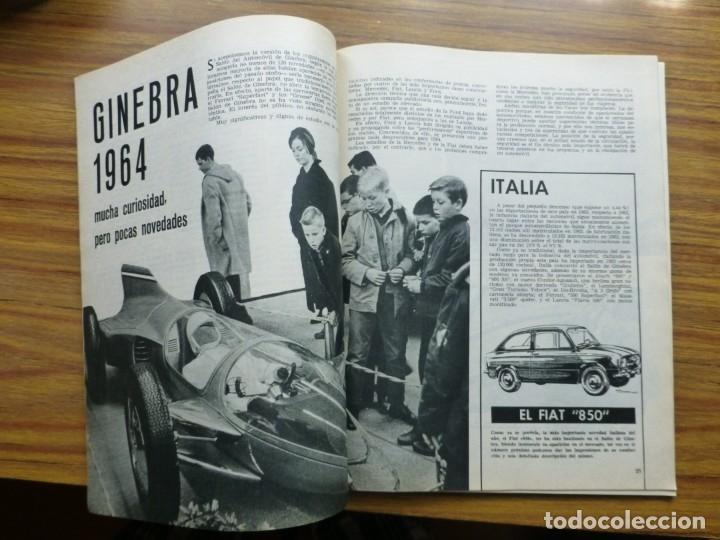 Coches: Revista Cuatroruedas. Nº 5. Año I. Mayo de 1964 - Foto 6 - 184841147