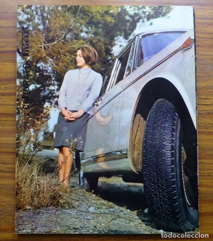 Coches: Revista Cuatroruedas. Nº 5. Año I. Mayo de 1964 - Foto 10 - 184841147