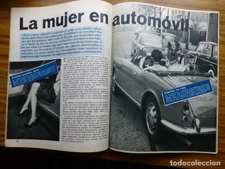 Coches: Revista Cuatroruedas. Nº 5. Año I. Mayo de 1964 - Foto 9 - 184841147