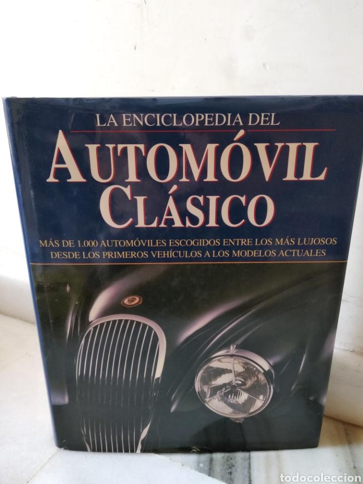 Coches: Lote de 3 enclopedias de coches - Foto 2 - 162450509