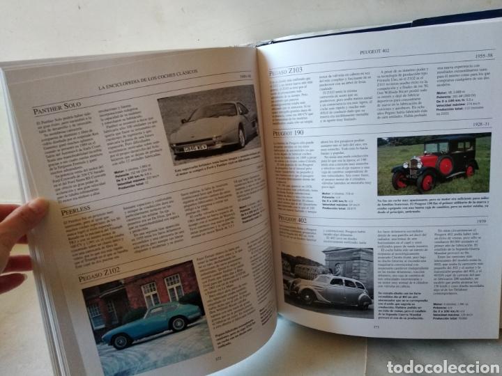 Coches: Lote de 3 enclopedias de coches - Foto 6 - 162450509