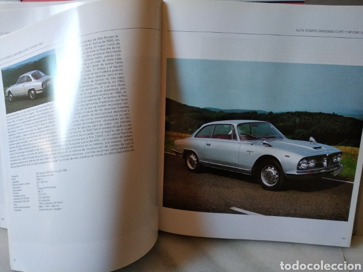 Coches: Lote de 3 enclopedias de coches - Foto 18 - 162450509