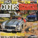 Coches: COCHES CLASICOS N. 169 - EN PORTADA: ESPECIAL MERCEDES-BENZ (NUEVA). Lote 163023346