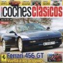 Coches: COCHES CLASICOS N. 170 - EN PORTADA: FERRARI 456 GT (NUEVA). Lote 163023642