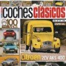 Coches: COCHES CLASICOS N. 171 - EN PORTADA: CITROEN 2CV AKS 400 (NUEVA). Lote 163076610
