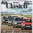 Coches: MOTOR CLASICO N. 367 MAYO 2019 - EN PORTADA: BERLINAS DE PRESTIGIO (NUEVA). Lote 163076858