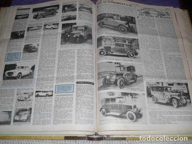 Coches: LA VIE DE L'AUTO - 23 EJEMPLARES - AÑO 1984 - Foto 6 - 164037446