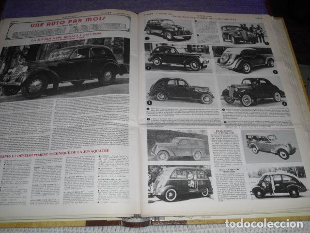 Coches: LA VIE DE L'AUTO - 23 EJEMPLARES - AÑO 1984 - Foto 7 - 164037446