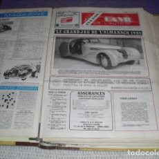 Coches: LA VIE DE L'AUTO - 23 EJEMPLARES - AÑO 1984. Lote 164037446
