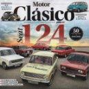 Coches: MOTOR CLASICO N. 361 NOVIEMBRE 2018 - EN PORTADA: SEAT 124, 50 ANIVERSARIO (PRECINTADA). Lote 164199858