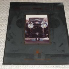 Coches: REVISTA DEL ANTIC CAR CLUB DE CATALUNYA Nº 1 -. Lote 165092270