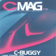 Coches: CMAG MAGAZINE INTERNATIONAL DE LA CULTURE CITROËN. Lote 165374954